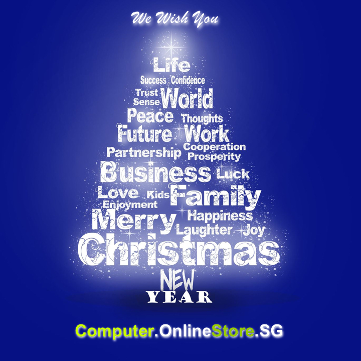 News :: Christmas Greetings - Computer Online Store Singapore ...